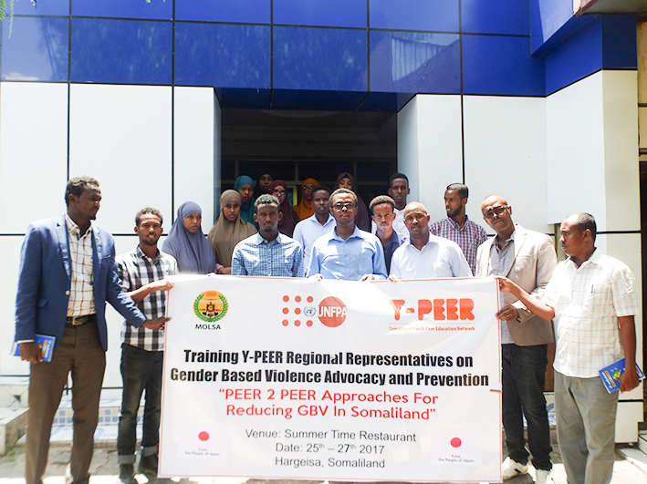 Somaliland Y-PEER expanding to reach more young people